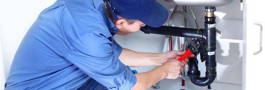 Entreprise spécialisée dans le dépannage de plomberie